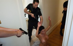 Police Girls Pictures