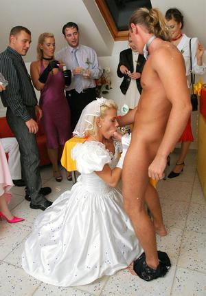 Really. naked girls wedding similar situation