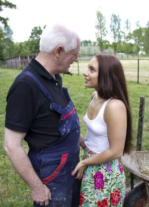 Girls and Old Men Pictures