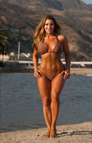 Muscle Girls Pictures